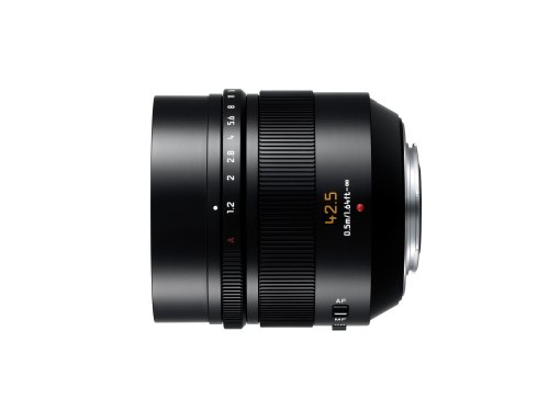 Best Panasonic 42.5mm Leica CA DG Nocticron Lens (New for 2014) on Amazon