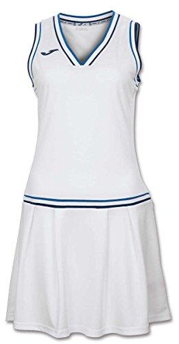 JOMA DRESS TERRA SLEEVELESS WOMAN Tennis WHITE-ROYAL 8XS