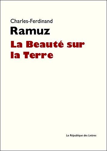 La Beauté sur la Terre (Folio t. 5211) (French Edition)