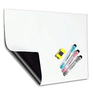 A3 Magnetisches Whiteboard durch MZMing-Kühlschrank magnetische küche Whiteboard Einkaufsliste Anwendbare Kinder und…