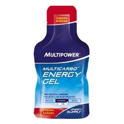 Multipower Multi Carbo Energy Gel ciliegia