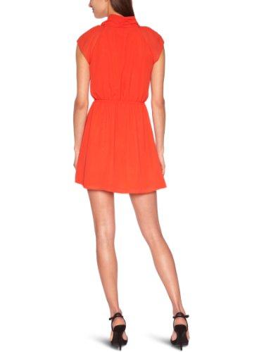 BCBGeneration Damen Kleid VDW6U306 Rot (Btred)