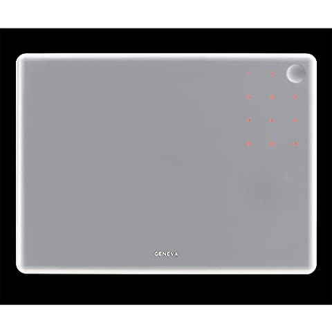 Geneva 875419014593 Classic S DAB+ /Bluetooth Radio-réveil Blanc