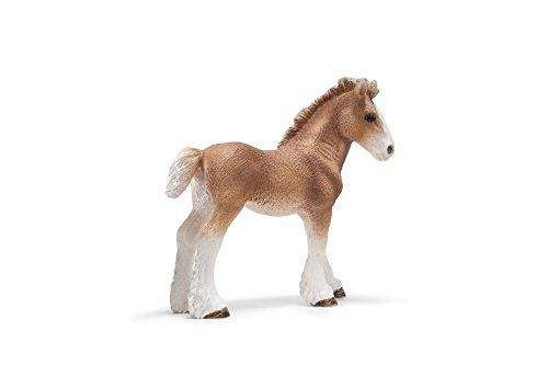 Preisvergleich Produktbild Schleich 13671  - Pferde, Clydesdale Fohlen