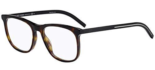 Dior Herren BLACKTIE239 581 54 Sonnenbrille, Schwarz (Havana Multicolore Black)