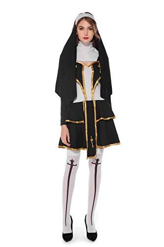 fagginakss Halloween Kostüm Damen Männer,Halloween Kostüm Cos