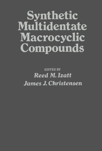 Synthetic Multidentate Macrocyclic Compounds
