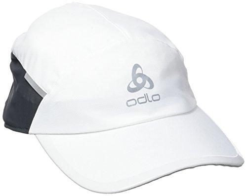 Odlo Fast Und Light Kappe, White, L/XL