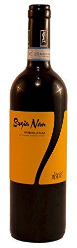 emanuele rolfo Barbera d'Alba Doc Bugia NAN 2018 Senza solfiti aggiunti Confezione da 6 Bottiglie