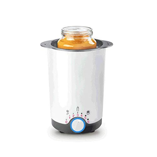 AAY Calentador de biberones, Esterilizador de vapor de biberón, Calentador de biberones individual...
