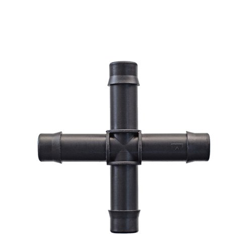 Antelco Croix 13 mm pour basse pression des systèmes d'irrigation Lot de 5