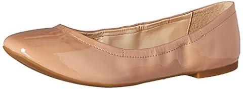 Nine West Girlsnite Ballet Synthetic Flat