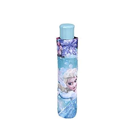 Disney Frozen Die Eiskönigin Taschenschirm Regenschirm Elsa