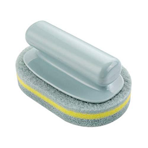 Cabrio Pan (SKAISK Reinigungsbürste Durable Sponge Plastic Entkalkung Pan Pot)
