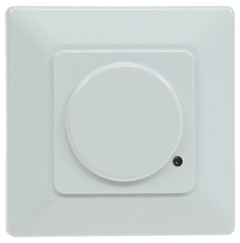 Unterputz HF Bewegungsmelder 160 LED geeignet 3-Draht Technik weiß