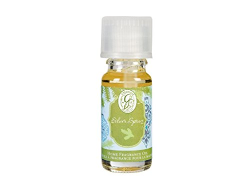 Greenleaf Home Fragrance Oil SilverSpruce 10 ml. (Candle Oil Fragrance Home)