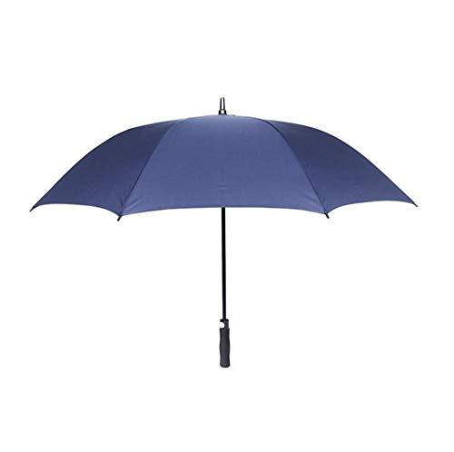 Parapluie Parapluie Parapluie Unisexe pliable (Couleur : Bleu foncé)