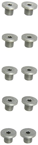 KS tools ölablassschraube, torx t45 mm, 14 m x 1,5 x 10,5 mm, 10 pièces, 430.1137