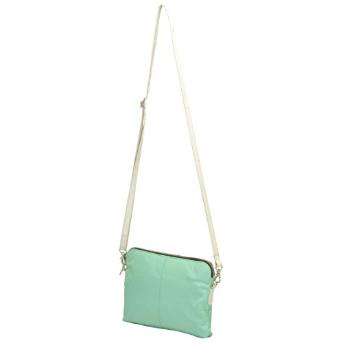 AzraJamil, Borsa a tracolla donna Mint And White