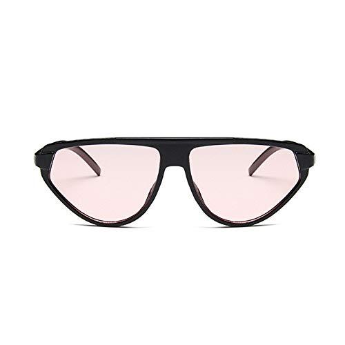 MYTYJ Cute Lady Katzenauge Sonnenbrille Lady Retro Brand Flat Top Sonnenbrille