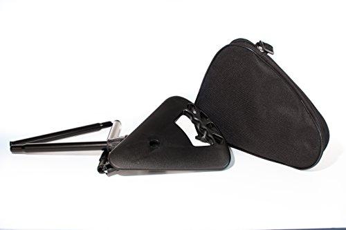Activera - Bastón corto con asiento plegable