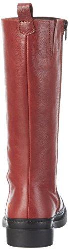 ART Damen Bonn Langschaft Stiefel Rot (AMARANTE)