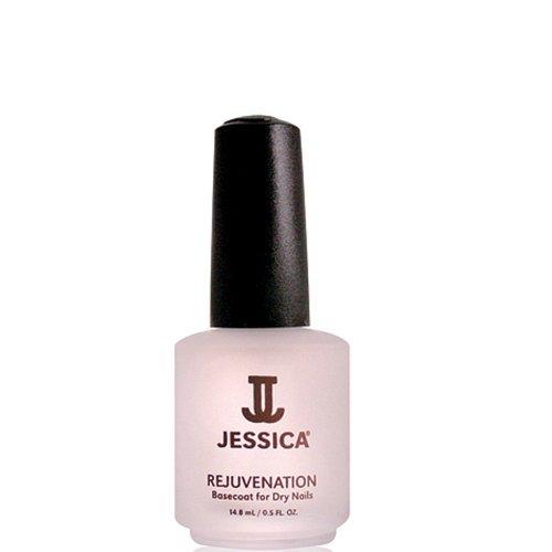 Base rajeunissement pour ongles secs Jessica Rejuvenation 14,8 ml - JESSICA REJUVENATION BASECOAT FOR DRY NAILS (14.8ml)