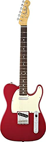 Fender 0131600309 Classic Series '60s Telecaster Rosewood Fingerboard Electric Guitar - Candy Apple Red