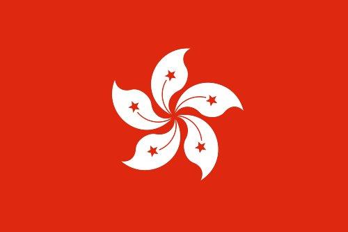 Michael & Rene Pflüger Barmstedt Auto Aufkleber Hong Kong China Sticker Motorrad Bike Asien Länder