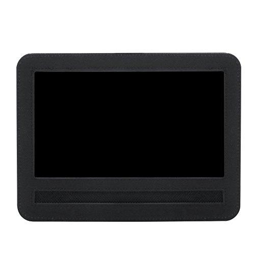 Favourall Auto KFZ Kopfstützenhalterung Kopfstütze Halterung Gehäuse für Tragbarer DVD Player Spieler Kopfstützenmonitor Monitor (9 Zoll)