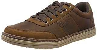 Skechers Heston-Avano, Scarpe Sportive Uomo, Marrone (Dark Brown CDB), 39.5 EU (B07JGQVCZL) | Amazon price tracker / tracking, Amazon price history charts, Amazon price watches, Amazon price drop alerts