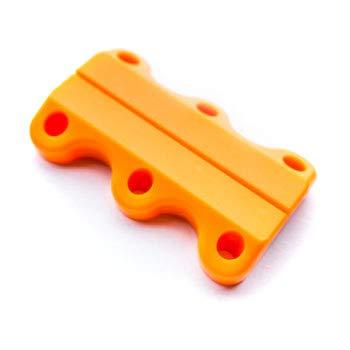CLICKS.LIFE® Cierre Magnetico Zapatos - Tigre anaranjado