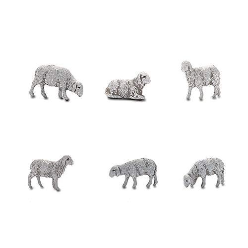 581724d6fea Moranduzzo sobre con 12 ovejas para