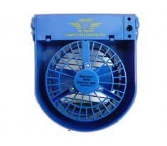 Metro 2-Speed Dog Crate Fan. For Crates and Cages, Keeps pets cool.