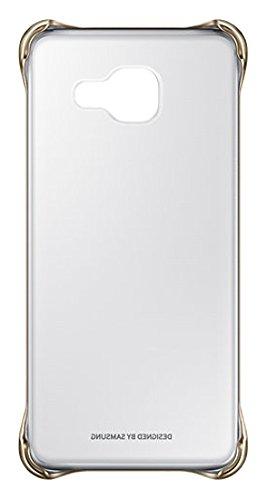 Samsung Clear Cover EF-QA310 für Galaxy A3 (2016), gold Samsung 3d-mobile
