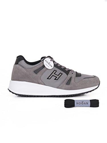 Hogan, Chaussures basses pour Homme Gris