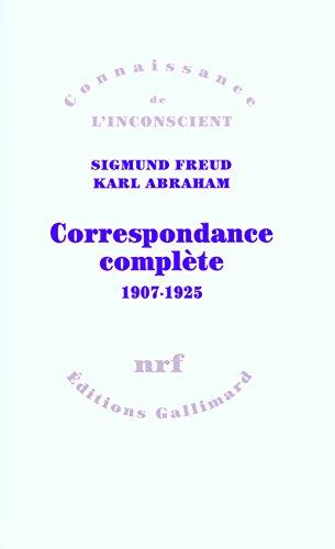 Correspondance: (1907-1925)