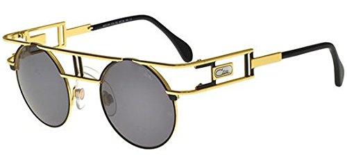 Cazal - Vintage 958 Gold Grey, Metall Unisex
