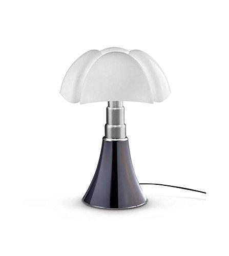 Pipistrello LED Titanio
