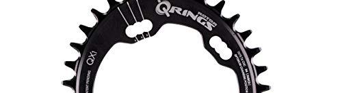 ROTOR Q-Ring QX1 MTB Kettenblatt Shimano XT M8000 96mm 1-Fach schwarz Ausführung 36 Zähne 2019 Kettenblätter