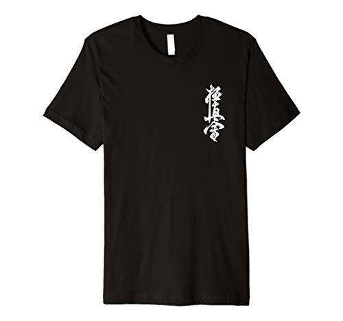 Kyokushin Kaikan Karate Symbol Kyokushinkai Dojo Training T-Shirt