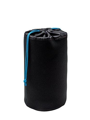 Tenba Tools Soft Lens Pouch 9x4.8 in. (23x12 cm) Taschenorganizer, 23 cm, Schwarz (Black)