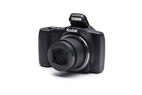 Kodak FZ201 PIXPRO FZ201 Friendly Zoom Digitalkamera 16 Megapixel schwarz