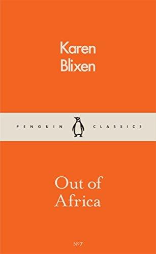 Out of Africa (Pocket Penguins) by Karen Blixen (2016-05-26)