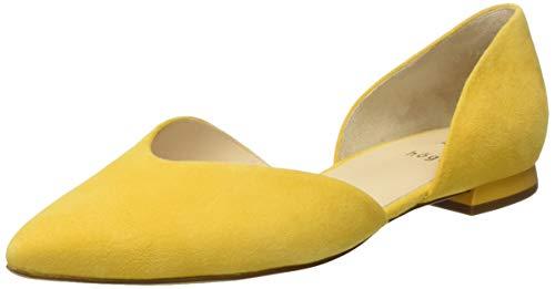 HÖGL Damen Tenderly Geschlossene Ballerinas, Gelb (Yellow 81, 39 EU -