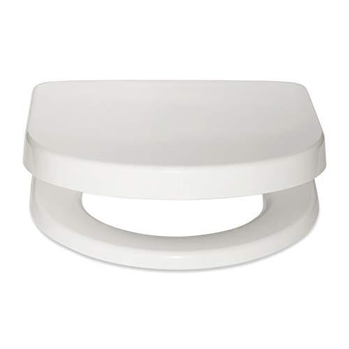 Bullseat 4.1 WC Sitz weiß Toilettendeckel Test