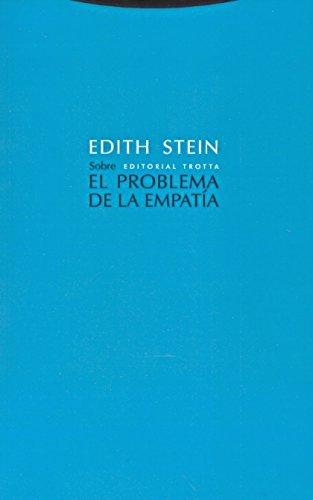 Sobre El Problema de La Empatia por Stein