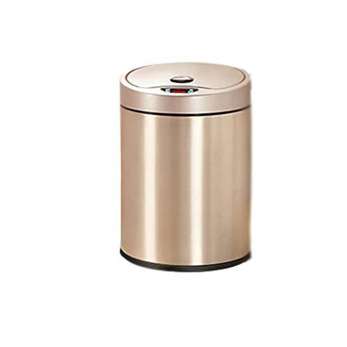 ZXP%lJT Smart Mülleimer Haushalt Automatische Mülleimer Mülltrennung Eimer Müllcontainer -Papierkorb (größe : S)