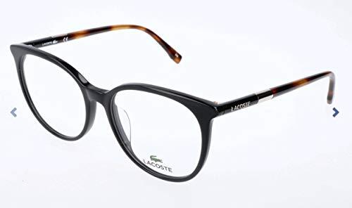 Lacoste Damen L2790 Brillengestelle, Schwarz, 51