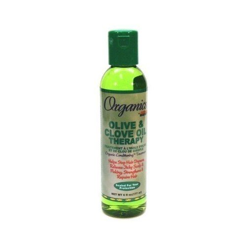 Africa's Best Organics Olive & Clove Oil Therapy 177 ml (Haarpflege)